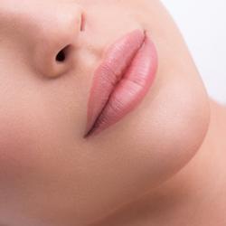 Lippen und Mund