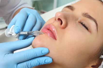 Lippen aufspritzen Dr Marik